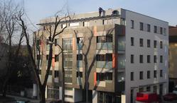 Budynek mieszkalny wielorodzinny z usługami przy ul. Serockiej 25 w Warszawie
