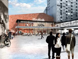 Warszawski Pawilon Architektury - nowy scenariusz dla dawnego baru Zodiak
