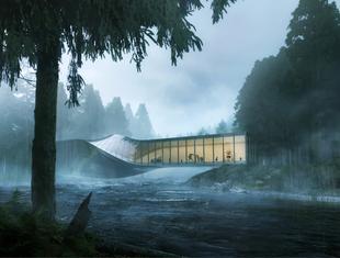 Most - muzeum w Norwegii