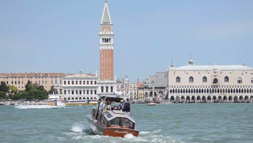 Only two weeks left to our Venice workshop!