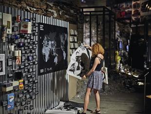 Śmieci i śmieciówki, czyli Polska w Wenecji