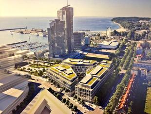 S.A.M.I Architekci zaprojektują biurowce na Molo Rybackim w Gdyni