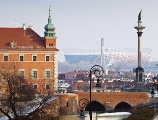 Magdalena Staniszkis: Stadion zburzył dziedzictwo warszawskiej architektury