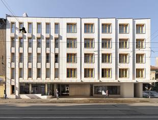 INX Design Hotel w Krakowie