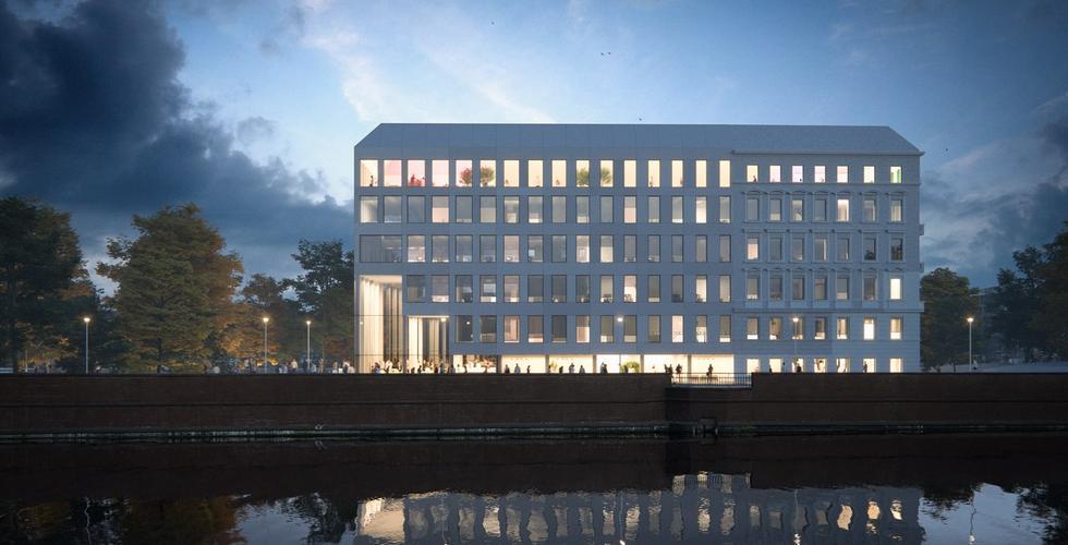 Concordia Hub – wiemy, jak będzie wyglądać wrocławska realizacja MVRDV!