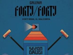 Projekt Forty Forty. Sztuka ulicy w warszawskim Forcie Bema
